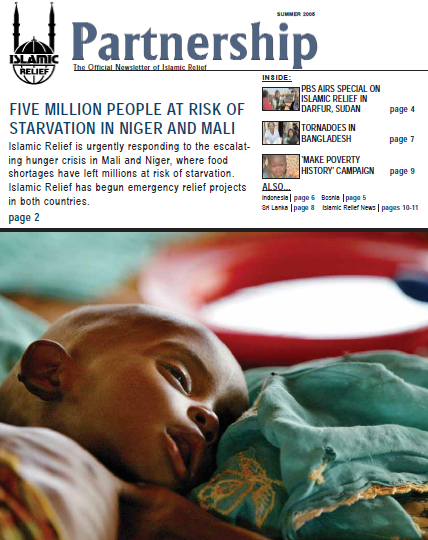 5 Million People at Risk of Starvation in Niger and Mali