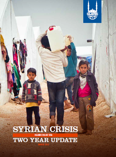 Syrian Crisis Two Year Update