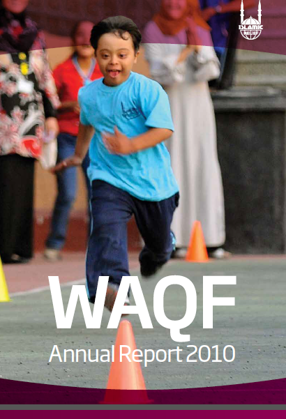 2010 Waqf Annual Report