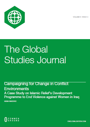 Campaigning for Change in Conflict Environments A Case Study