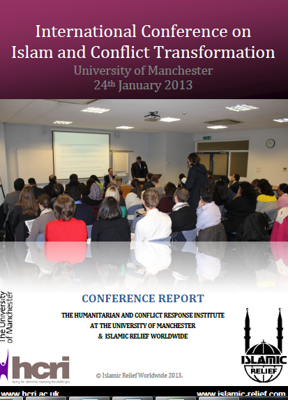 International Conference on Islam and Conflict Transformation