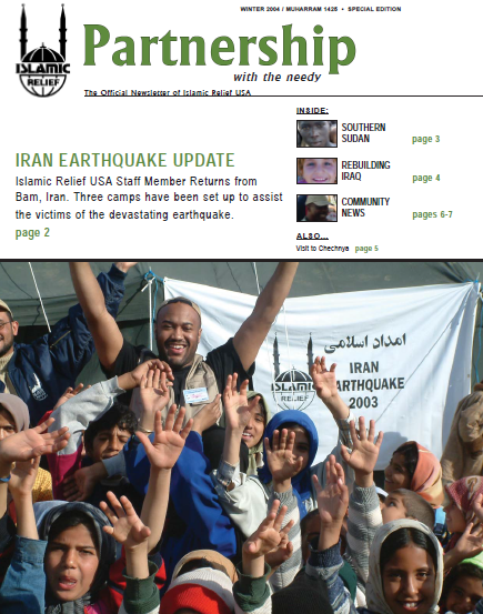 Iran Earthquake Update