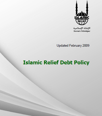 Islamic-Relief-Policy-on-International-Debt