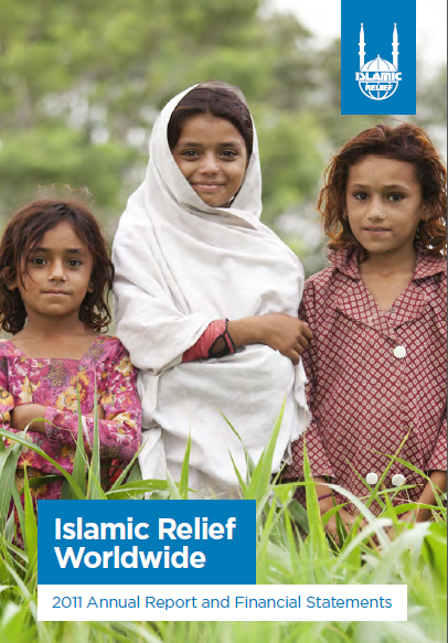 Islamic Relief Worldwide Annual Report & Financial Statement 2011