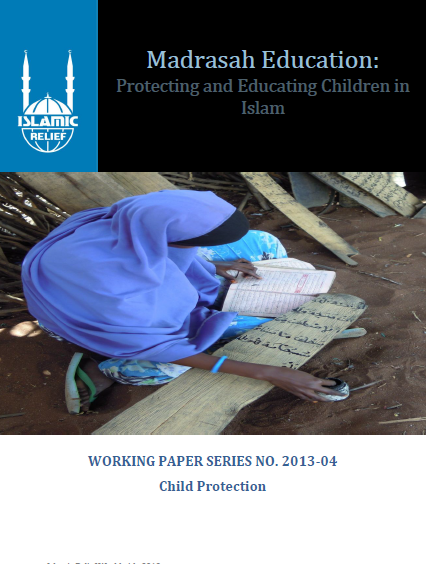 Madrasah-Education Protecting and educating children in Islam