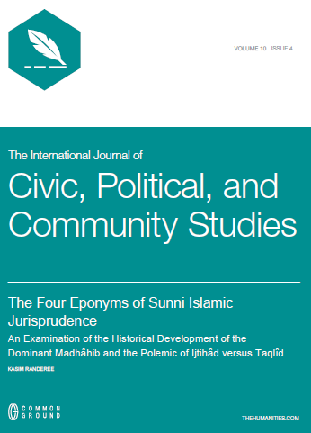 The Four Eponyms of Sunni Islamic