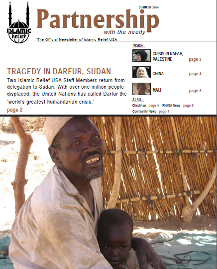 Tragedy in Darfur Sudan