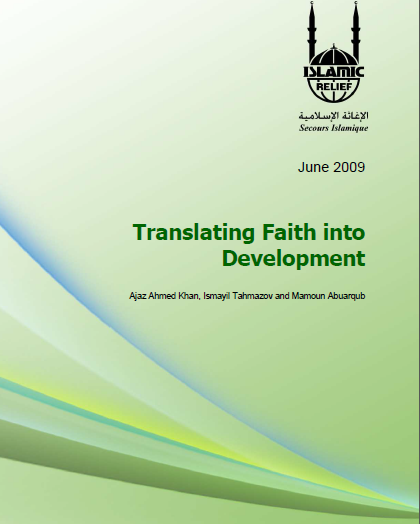 Translating Faith into Development