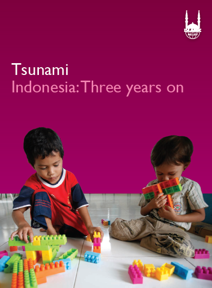 Tsunami Indonesia 3 years on