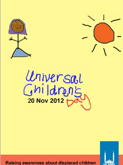 Universal Children's Day Raising Awareness