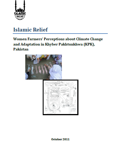 Women Farmers Perceptions about Climate Change