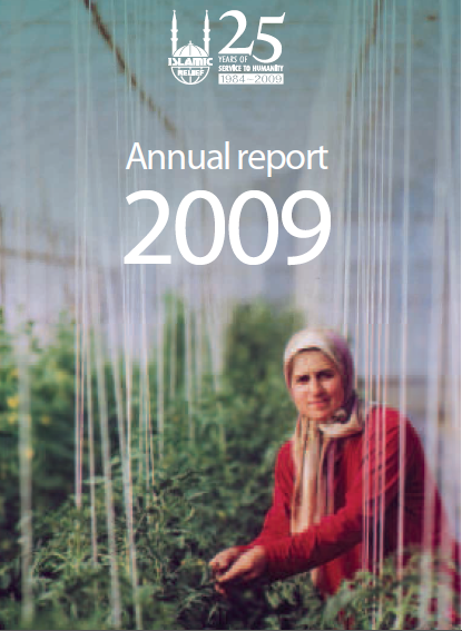 Islamic Relief Worldwide Annual Report 2009