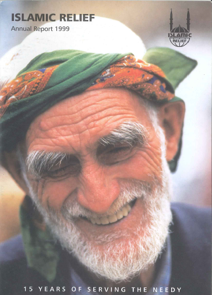 Islamic Relief Annual Report 1999