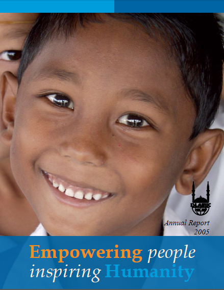 Islamic Relief Annual Report 2005