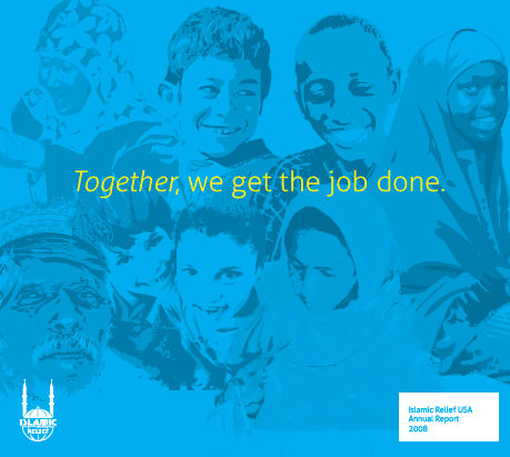Islamic Relief Annual Report 2008