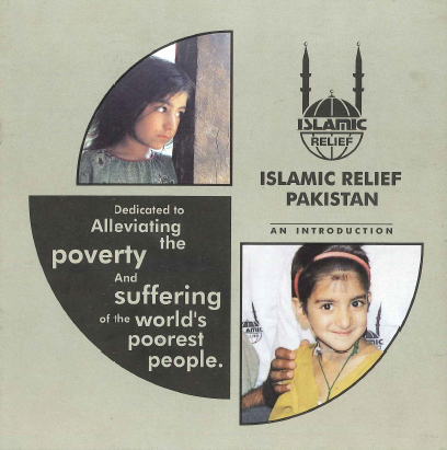 Islamic Relief Pakistan An introduction