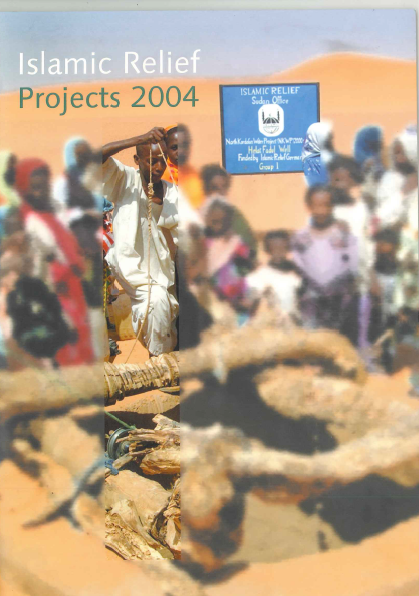Islamic Relief Projects 2004