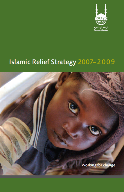 Islamic Relief Strategy 2007 2009