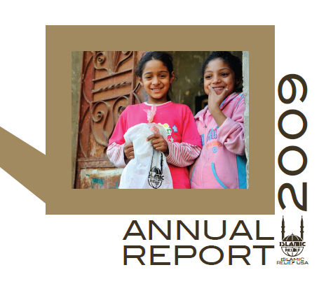 Islamic Relief USA Annual Report 2009
