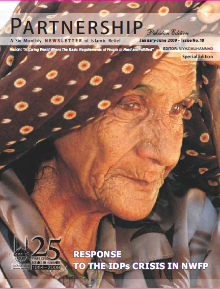 PArtnership 2009 Jan June Issue no 10 Pakistan