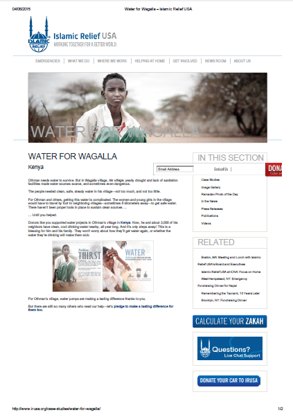 Water for Wagalla1