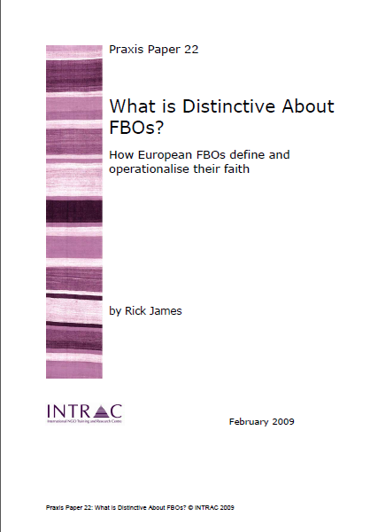 What is distinctive about FBOs