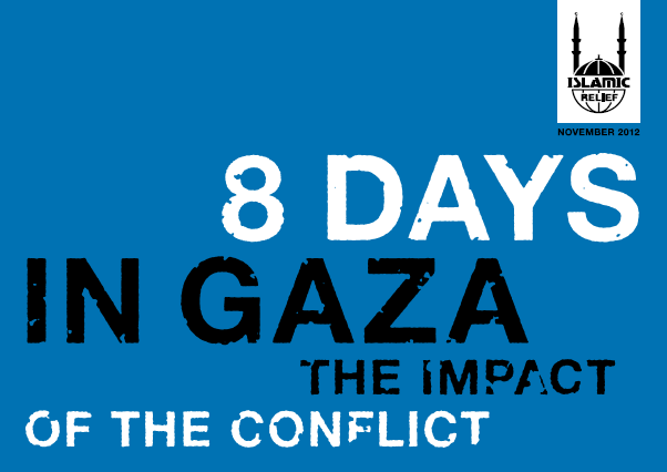 8 days in Gaza