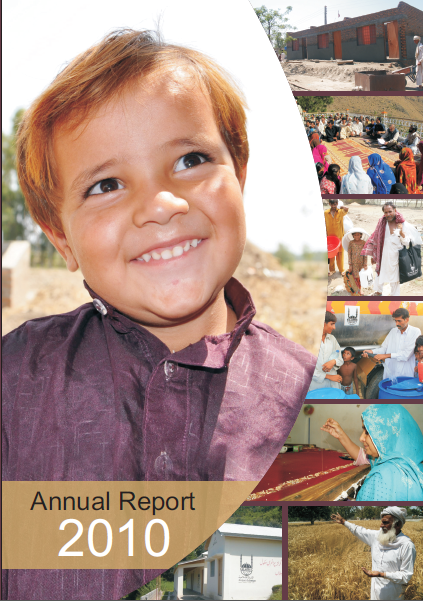 Islamic Relief Pakistan Annual Report 2010