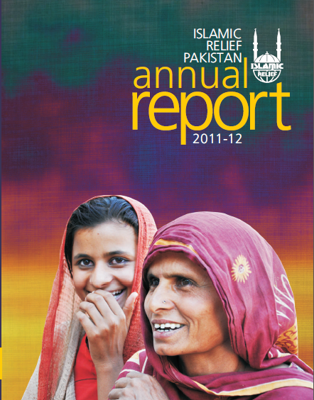 Islamic Relief annual report 2011 12