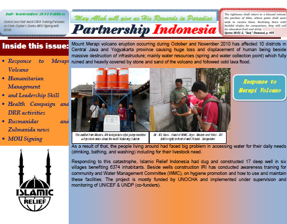 Partnership Indonesia 2011