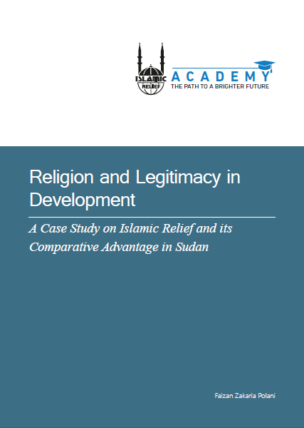 Religion and Legitimacy in Development