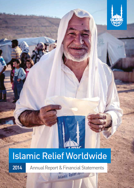 Islamic Relief 2014 Annual Report