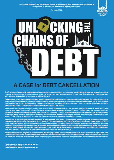 A Case for Debt cancellation summary